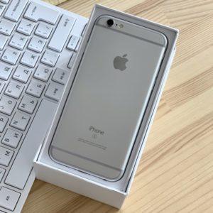 Apple iPhone 6s 32 GB Silver (MN0X2) ; состояние – А - ТвойGadget