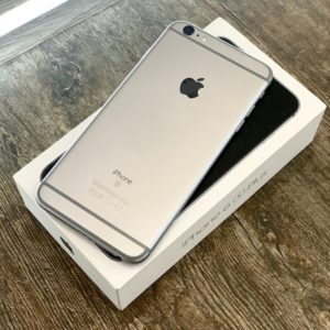 Apple iPhone 6s Plus 16 GB Space Gray (MKU12) ; состояние – А - ТвойGadget