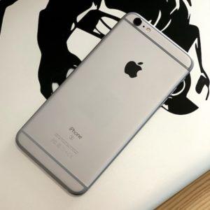 Apple iPhone 6s Plus 64 GB Space Gray (MKU62) Б/У состояние – А - ТвойGadget