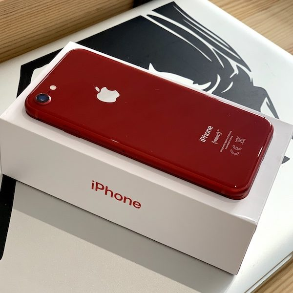 Apple iPhone 8 256 GB Red(MRRL2) Б/У состояние – А - ТвойGadget
