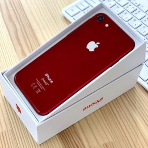 Apple iPhone 8 64 GB Red (MRRK2) ; состояние – А - ТвойGadget