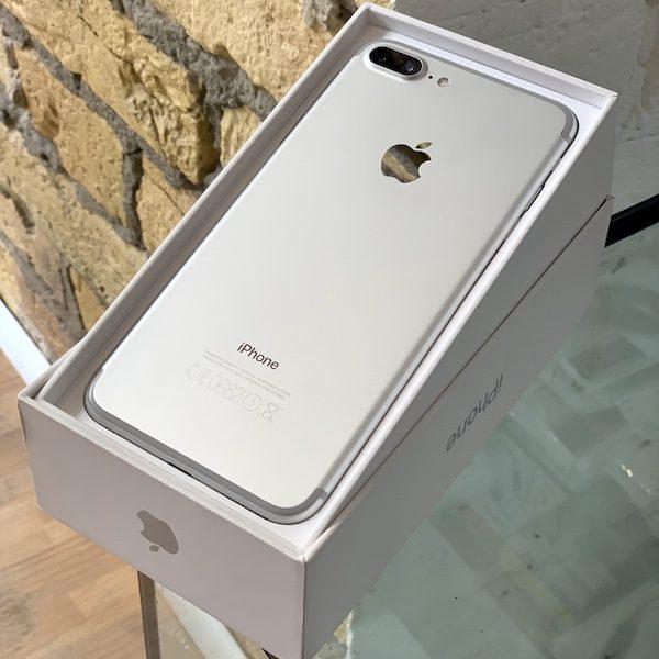 Apple iPhone 7 Plus 128 GB Silver (MN4P2) ; состояние – А - ТвойGadget