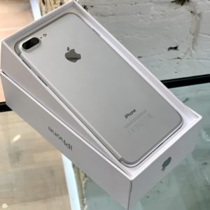 Apple iPhone 7 Plus 128 GB Silver (MN4P2) ; состояние – А - ТвойGadget