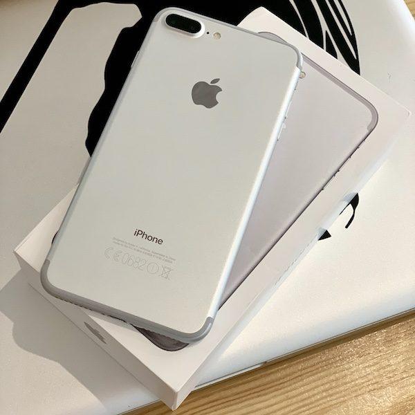 Apple iPhone 7 Plus 256 GB Silver (MN4X2) ; состояние – А - ТвойGadget