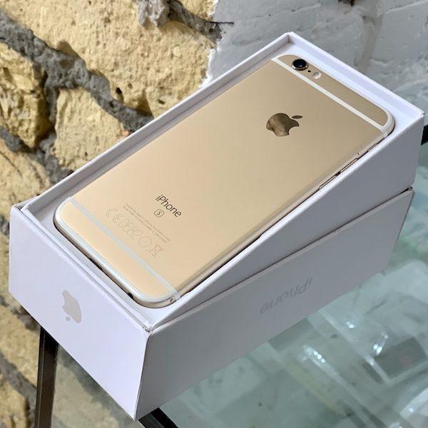 Apple iPhone 6s 32 GB Gold (MN112) Б/У состояние – А - ТвойGadget