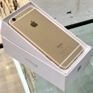 Apple iPhone 6s 32 GB Gold (MN112) ; состояние – А - ТвойGadget