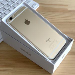 Apple iPhone 6s 16 GB Gold (MKQM2) Б/У состояние – А - ТвойGadget