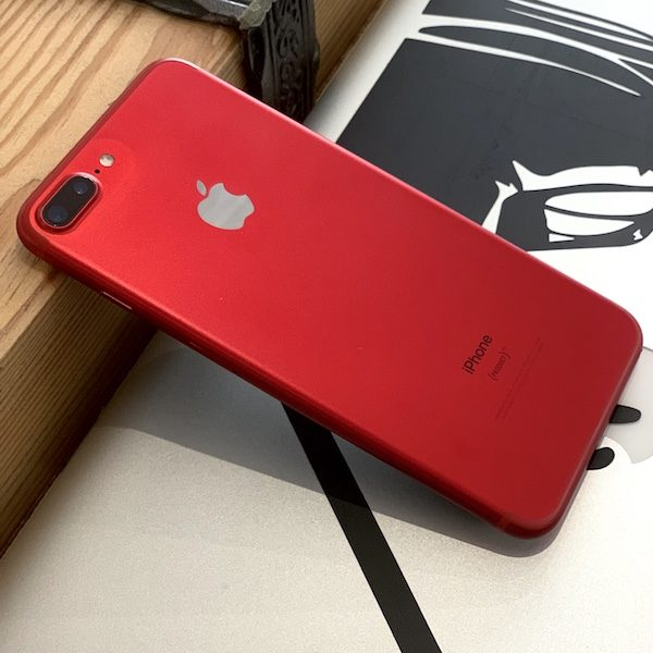 Apple iPhone 7 Plus 128 GB Red (MPQW2) Б/У состояние – А - ТвойGadget