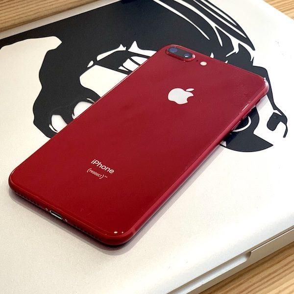 Apple iPhone 8 Plus 64 GB Red (MRT72) Б/У состояние – А - ТвойGadget