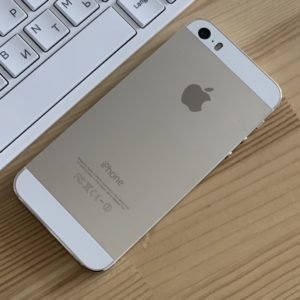 Apple iPhone 5s 64 GB Gold; состояние – А - ТвойGadget
