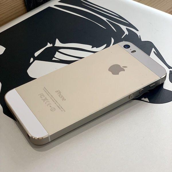Apple iPhone 5s 32 GB Gold Б/У состояние – А - ТвойGadget