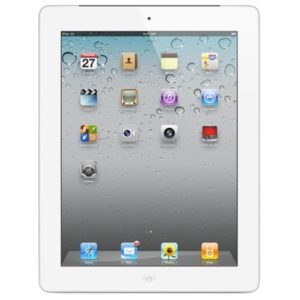 Apple iPad 4 Retina 32 GB WI-FI White ; (б/у) - ТвойGadget