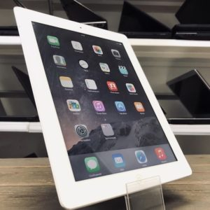 Apple iPad 3 (The New iPad) 16 GB WI-FI White ; (б/у) - ТвойGadget