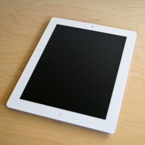 Apple iPad 3 (The New iPad) 64 GB WI-FI+3G White ; (б/у) - ТвойGadget