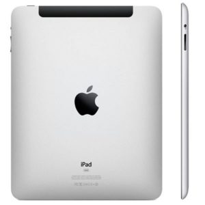 Apple iPad 4 Retina 64 GB WI-FI+LTE White ; (б/у) - ТвойGadget