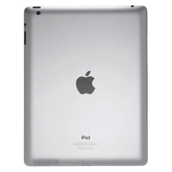 Apple iPad 4 16 gb WI-FI White; (б/у) - ТвойGadget