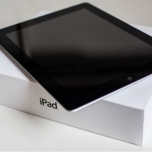 Apple iPad 3 (The New iPad) 32 GB WI-FI Black ; (б/у) - ТвойGadget