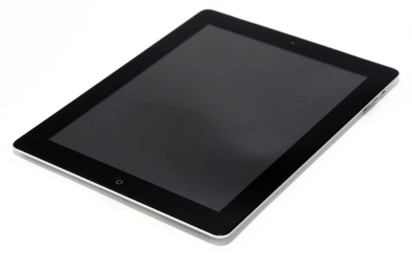 Apple iPad 4 16 gb WI-FI Black; (б/у) - ТвойGadget