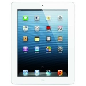 Apple iPad 3 (The New iPad) 16 GB WI-FI+3G White ; (б/у) - ТвойGadget
