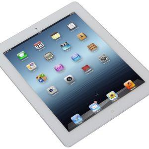 Apple iPad 4 Retina 32 GB WI-FI+LTE White ; (б/у) - ТвойGadget