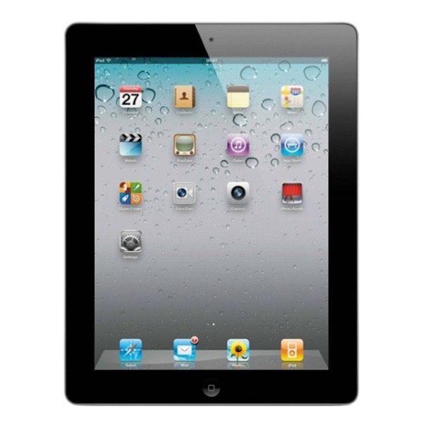Apple iPad 4 Retina 64 GB WI-FI Black ; (б/у) - ТвойGadget