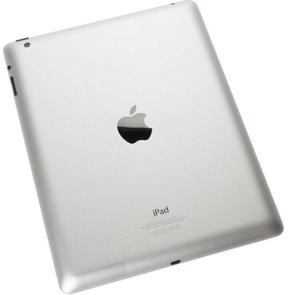Apple iPad 4 Retina 32 GB WI-FI White ; (б/у) - ТвойGadget