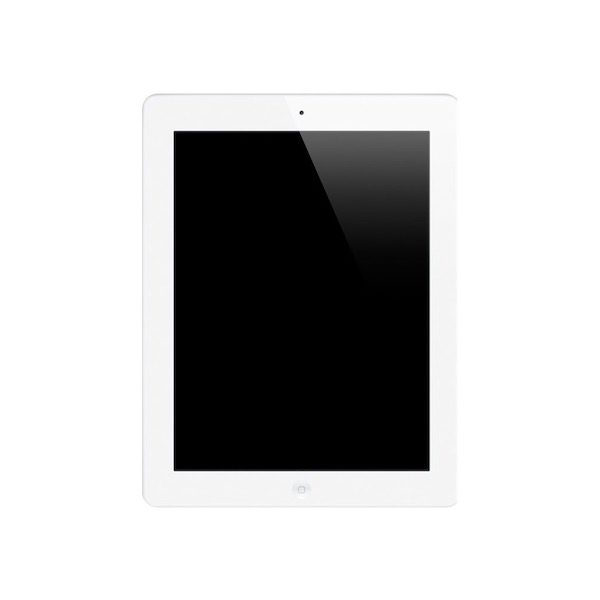 Apple iPad 3 (The New iPad) 64 GB WI-FI White ; (б/у) - ТвойGadget