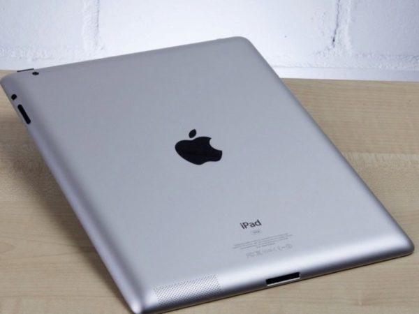 Apple iPad 3 (The New iPad) 32 GB WI-FI Black ; (б/у) - ТвойGadget