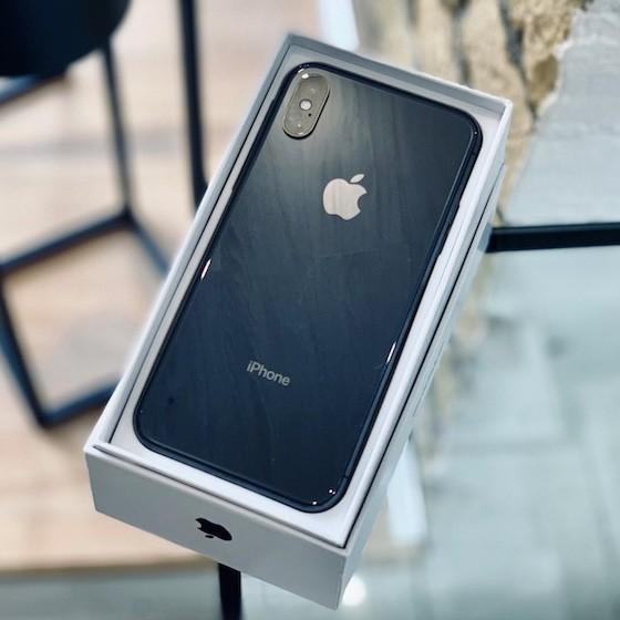 Apple iPhone X 64 GB Space Gray (MQAC2) Б/У состояние – А - ТвойGadget