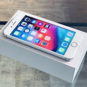 Apple iPhone 8 256 GB Silver(MQ7G2); состояние – А - ТвойGadget