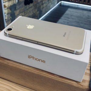 Apple iPhone 7 256 GB Gold (MN992) ; состояние – А - ТвойGadget