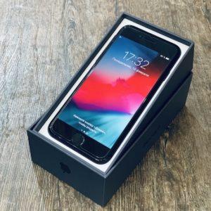 Apple iPhone 8 256 GB Space Gray(MQ7F2) Б/У состояние – А - ТвойGadget