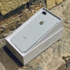 Apple iPhone 8 Plus 64 GB Silver (MQ8M2) Б/У состояние – А - ТвойGadget
