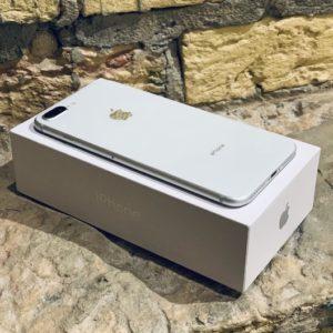 Apple iPhone 8 Plus 256 GB Silver (MQ8H2) Б/У состояние – А - ТвойGadget