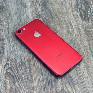 Apple iPhone 7 128 GB Red (MPRL2) ; состояние – А - ТвойGadget