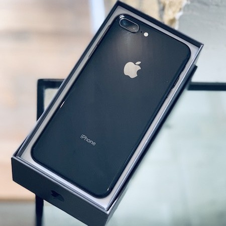 Apple iPhone 8 Plus 64 GB Space Gray (MQ8L2) Б/У состояние – А - ТвойGadget