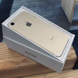Apple iPhone 7 128 GB Gold (MN942) Б/У состояние – А - ТвойGadget