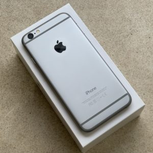 Apple iPhone 6 128 GB Space Gray; состояние – А - ТвойGadget