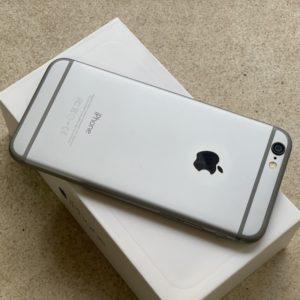 Apple iPhone 6 128 GB Space Gray Б/У состояние – А - ТвойGadget