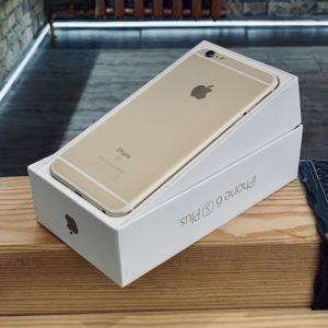 Apple iPhone 6s Plus 16 GB Gold (MKU32) ; состояние – А - ТвойGadget