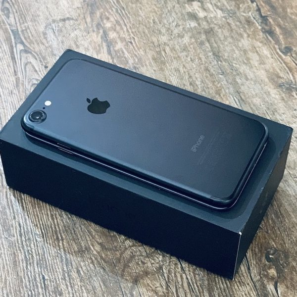 Apple iPhone 7 256 GB Black (MN972) Б/У состояние – А - ТвойGadget