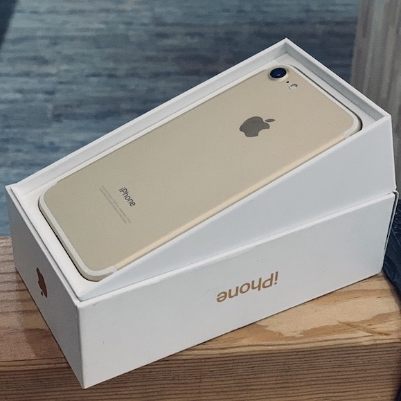 Apple iPhone 7 256 GB Gold (MN992) Б/У состояние – А - ТвойGadget