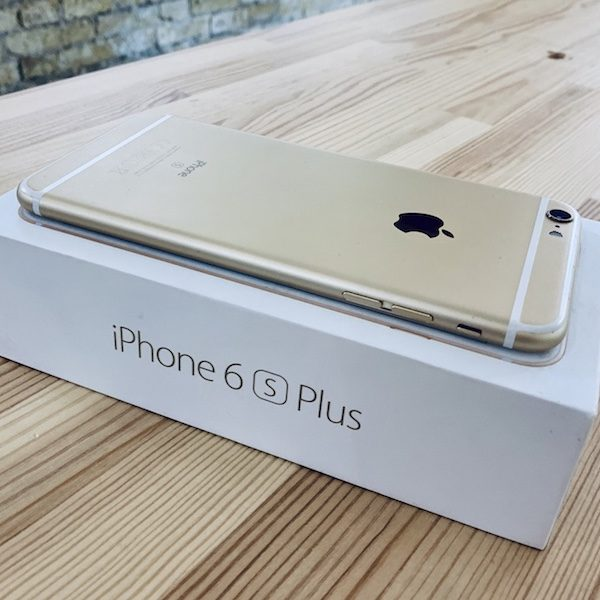 Apple iPhone 6s Plus 64 GB Gold (MKU82) ; состояние – А - ТвойGadget