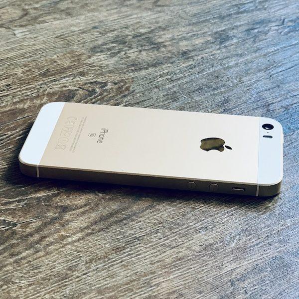 Apple iPhone SE 64 GB Gold (MLXP2) Б/У состояние – А - ТвойGadget