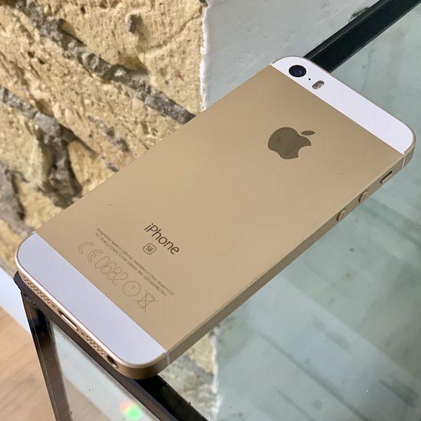 Apple iPhone SE 128 GB Gold (MP882) ; состояние – А - ТвойGadget