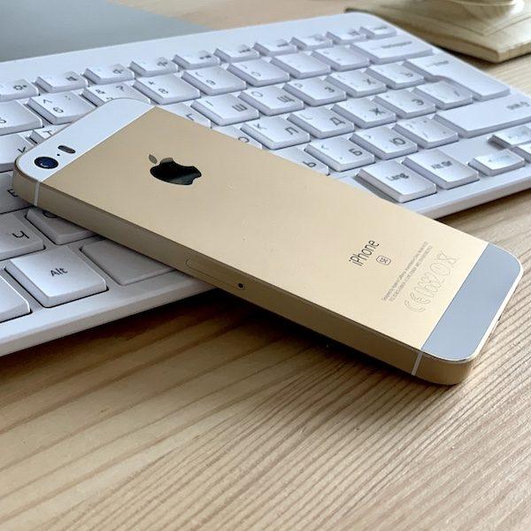 Apple iPhone SE 16 GB Gold (MLXM2) Б/У состояние – А - ТвойGadget