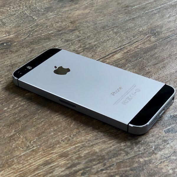 Apple iPhone 5s 64 GB Space Gray Б/У состояние – А - ТвойGadget