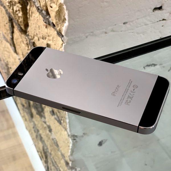 Apple iPhone 5s 32 GB Space Gray Б/У состояние – А - ТвойGadget