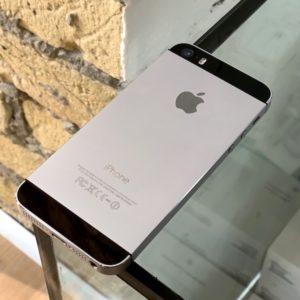Apple iPhone 5s 32 GB Space Gray; состояние – А - ТвойGadget