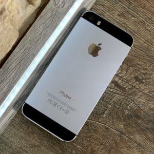 Apple iPhone 5s 64 GB Space Gray; состояние – А - ТвойGadget